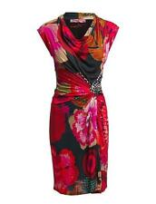 Desigual Azucena Dress Multi color L Size 10-12