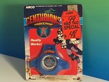 VINTAGE ARCO CENTURIONS POWER XTREME COMPASS MOC ACE MCCLOUD 1986 BLUE ORIGINAL