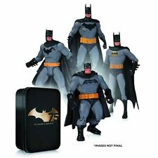 Batman 75th Anniversary Set 2 Action Figure 4-Pack