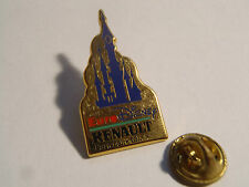 PIN'S EURO DISNEY RENAULT PARTENAIRE OFFICIEL ARTHUS BERTRAND PARIS