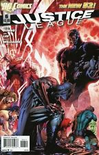 JUSTICE LEAGUE ISSUE 6 - DC COMICS NEW 52 - GEOFF JOHNS JIM LEE