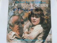 """Anthony Quinn & Charlie - Life Itself Will Let You Know - 7"""" record"""