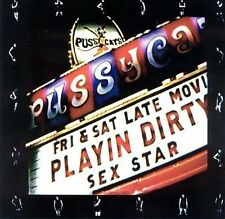 Playin' Dirty by The Pussycats (CD, Aug-1998, Hell Yeah)
