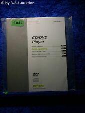 Sony Bedienungsanleitung DVP M50 CD/DVD Player (#1042)