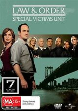 Law and Order: Special Victims Unit - Season 7 DVD NEW