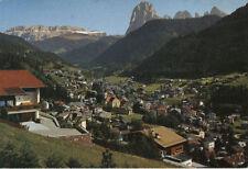 Alte Postkarte - Dolomiten - Gröden - St. Ulrich gegen Langkofel
