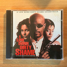 """A LOW DOWN DIRTY SHAME""-FILM SOUNDTRACK 1994-R.KELLY-AALIYAH-RAP-BRAND NEW CD"