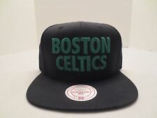 MITCHELL & NESS NBA BOSTON CELTICS TITLE SNAPBACK CAP HAT NWT