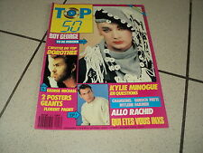 TOP 50 117 (30/5/88) BOY GEORGE MICHAEL FLORENT PAGNY SADE WHITNEY HOUSTON STING
