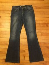 "Joe's Jeans ""Visionaire"" Medium Wash Boot Cut Jeans, Size 26"