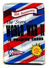 Pacific World War II Trading Card Pack