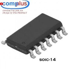 LMC6464AMWG-QML IC-SOIC 14 QUAD OP-AMP, 2000uV OFFSET-MAX, 0.05MHz BAND WIDTH