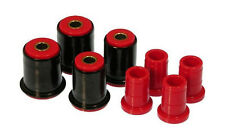 Prothane 7-204 Front Control Arm Bushing Kit w/ Shells 4WD S-10 / Blazer (Red)