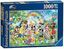 Ravensburger Mickey's Birthday Jigsaw Puzzle (1000 Piece) NEW
