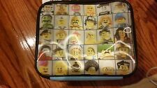 LEGO MINIFIGURES CHARACTERS 3D LUNCHBOX