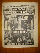 NME #919 1964 AUG 21 BEATLES ROCKIN' BERRIES HONEYCOMBS