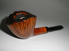 Tsuge Ikebana DE Grade Straight Grain Freehand Dublin Pipe * New * COOPERSARK NR