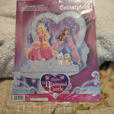 Barbie & the Diamond Castle Centerpiece Decoration for a Birthday Party NEW