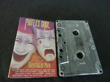 MOTLEY CRUE THEATRE OF PAIN ULTRA RARE CASSETTE TAPE!