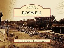 Roswell (Postcards of America: New Mexico), LeMay, John, New Books