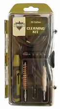 Tac Shield 12pc .30/.308 Caliber Rifle Field Cleaning Kit Brush/Patches/Rod/Tool