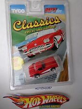 MATTEL / TYCO CLASSIC  60' RED CORVETTE HP-7 H.O. SLOT CAR #9024 NEW