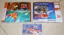 DUX version 1.5 écrin ver. Dreamcast comme pink Bullets gunlord fast Striker