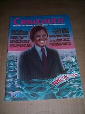 CRAWDADDY MAGAZINE 1975 TED KENNEDY ROBERT PALMER WINGS ALICE COOPER