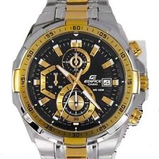 IMPORTED CASIO EDIFICE EFR-539SG-1AV CHRONOGRAPH MENS WATCH