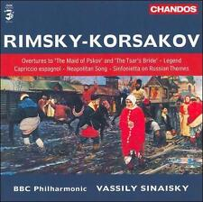 Overture to the Maid of Psko / Overture to Bride 2013 by Rimsky-Korsak Exlibrary