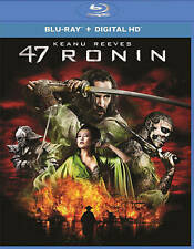 47 Ronin Blu-ray Disc, 2016, Does Not Include Digital Copy