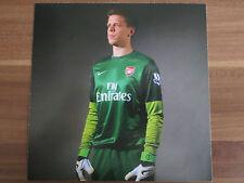 Autogrammkarte *WOJCIECH SZCZESNY* FC Arsenal London 12/13 2012/2013 Polen