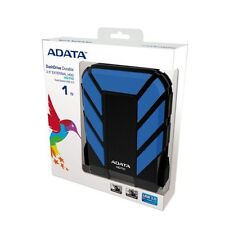 "ADATA HD710 Waterproof 1To USB3.0 2.5"" Disque dur externe portatif - bleu"