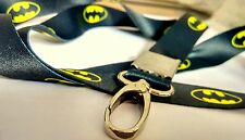 Batman lanyard neck strap ID office ID card holder tag accessories