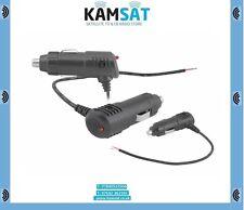 Car Cigarette Lighter Socket Plug Connector 12v Male 5A Witch 20CM Cable KAMSAT