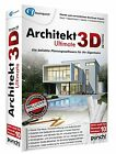 Architekt 3D Ultimate X8 Win für Haus Appartment Garten Version 18 von Punch!