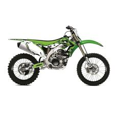 KAWASAKI KXF 250 ONE INDUSTRIES CAMO GRAPHICS STICKER KIT KX250F 13 14 15 16