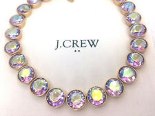 J Crew Iridescent Dots Necklace NWT New state AuthBride bridesmaid wedding