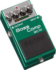 Boss Roland BC-1X Bass Driver Guitar Compressor StompBox Effects Pedal