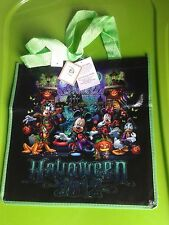 LARGE HAUNTED MANSION HALLOWEEN 2012 TOTE BAG NEW W/ TAGS DISNEY WORLD SOUVENIR