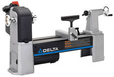 Delta 46-460 Industrial 12-1/2-in Variable-Speed Midi Lathe NEW