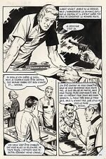 OSS 117 AU LIBAN  SUPERBE PLANCHE AREDIT PAGE 144