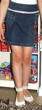 Babydoll Girls Jean's Skirt Size 9/10 years New