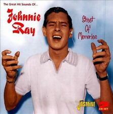 The Great Hit Sounds of Johnnie Ray: Street of Memories by Johnnie Ray...