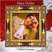DAVE DAVIES - Hidden Treasures - 2011 UK 27-track CD album - FREE UK SHIPPING