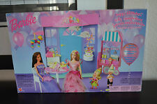 Barbie Happy Birthday Playset 2002