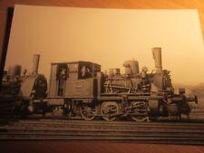 Hermosas mayores S/W ak tender locomotora 89 6143 Orenstein acoplamiento Drewitz año 1911