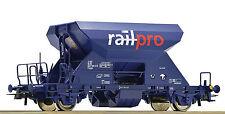 """Roco H0 67233 Schotterwagen """"railpro"""" der NS """"Neuheit 2015"""" NEU + OVP"""