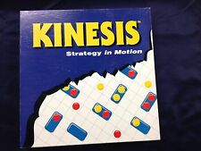 Kinesis - Strategy In Motion Board Game - Cherry Street Games