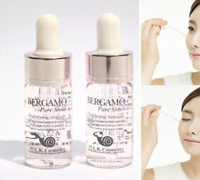 BERGAMO /  Pure Snail Brightening Ampoule 13ml * 2EA / Korean cosmetics